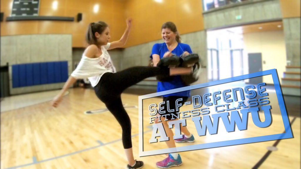 Photo titlecard for Self-Defense Fitness class Spring Qtr 2016